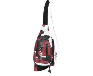 SUPREME SLING BAG Red Camo (SS21) New, Authentic. FREE BOX LOGO STICKER included