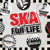 SKA FOR LIFE (3CD SET OF SKA CLASSICS-VARIOUS ARTISTS) - BRAND NEW & SEALED CD[[