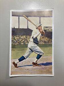 1932 Babe Ruth New York Yankees aus Handbuch des Sports / Trading card