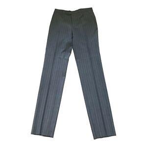Paul Smith Men Blue Stripe Trousers
