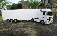 LKW Mercedes Actros 1:32 weiss 3 Kanal 27Mhz Jamara RC Fernsteuerung Top 403640