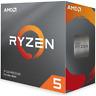 Prozessor / AMD Ryzen 5 3600 Box / AM4 CPU mit (Wraith Stealth cooler) 6/12