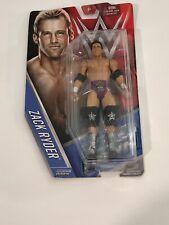 ZACK RYDER WWE Mattel Wrestling Action Figure DJR42 Smackdown NEW SEALED