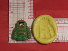 Brobee Monster Gabba Silicone Mold #91 For Chocolate Candy Resin Fimo Craft