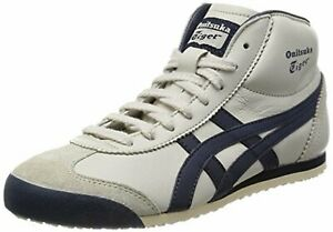 Onitsuka Tiger ASICS MEXICO Mid Runner Gray THL328 25.5cm US7.5 F/S w/Tracking#