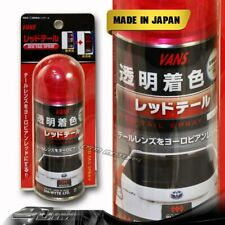 Vans Tail Light Red Tint Lens Taillight Tinting Painter Paint Spray Universal 6(Fits: Neon)