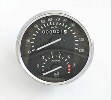 Meilen-Tacho für BMW R75/5, NEU  -  Speedo 120mph, NEW Miles-Speedometer!