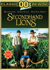 PRE ORDER: SECONDHAND LIONS (Michael Caine) - DVD - Region 1