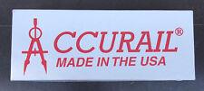 HO Scale Accurail Limited Run 40' Double Door Box Car Milwaukee, Racine & Troy