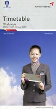 Asiana Airlines Timetable  March 25, 2007 =