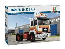 MAN F8 19.321 4x23946 Truck   ITALERI 1:24  NEW 2020!