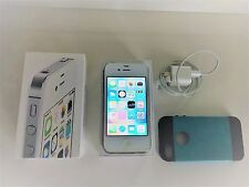 Iphone 4s, White, 8GB, free case