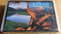 Utah Souvenir Playing Cards: National Parks Zions Bryce Canyon FREE SHIPPING!