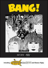 BEATLES REVOLVER ALBUM COVER POSTER