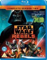 Star Wars Rebels Season 2 Series Two Second New Region B Blu-ray