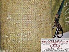 Original Harris Tweed Fabric Material & label  75cm wide