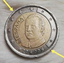 ____✨2 Euro Münze✨____ Spanien_2000 ________Fehlprägung_______