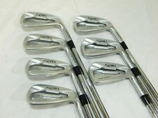 New Honma Tour World 737P Iron set 4-10 Irons NS Pro 950GH Stiff Steel 737 P