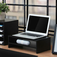 Fitueyes Desktop Computer Riser Monitor Stand Laptop TV Office Desk Organizer