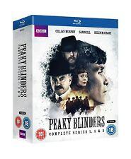 Peaky Blinders - Series 1-3 Boxset [2016] (Blu-ray)