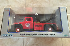 Welly F-100; 1956 TEXACO Tow Truck  1:18