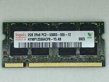 2GB Memory RAM for Fujitsu LIFEBOOK T2010, T4210, T4215, T4220