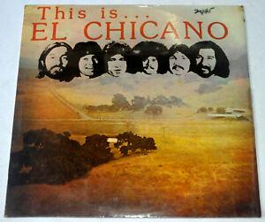 U.S. Pressing EL CHICANO This Is... El Chicano LP Vinyl SEALED Record