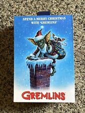 NECA Gremlins Ultimate Santa Stripe & Gizmo Christmas Figure | IN HAND | RARE