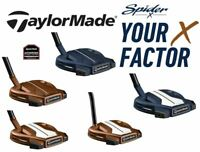 TaylorMade Spider X Putter **VARIOUS OPTIONS**