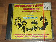Austria Pop Symphony Orchestra The Best Of The Beatles Simon Gale Look