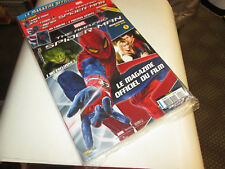 ..THE AMAZING SPIDER-MAN 1 .magazine officiel du film ...NEUF
