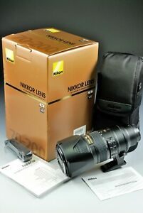[Near mint, IOP] Nikon AF-S Nikkor 70-200mm f/2.8GII ED VR IF lens [from Taiwan]