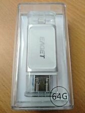 i60 64GB 2 in 1 OTG USB3.0 Flash Drive - Silver 64GB EAGET - Super fast delivery