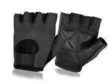 Gants noirs pour cycliste Homme taille XXL