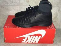 Nike Lunar Magista IIFlyknit852614 001 Black Anthracite Size: 7