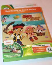 LeapFrog LeapReader Jr. Jake & the Never Land Pirates Tag Junior Book Numbers