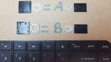 Compaq CQ56 CQ62 HP G56 G62 ANY keyboard key, Two clip types, choose A OR B