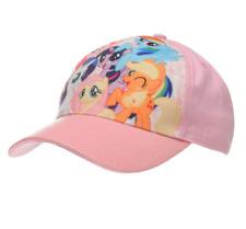 New Little Girls My Little Pony Character Cotton Baseball Cap, Age 4-7