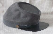 Superior Cap/ C.S. Kepi, Ben Tart Dark gray logwood dye jean Sz 7 3/8