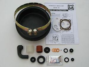 Lotus Europa, Triumph GT6 MkIII, Morgan Plus 8, Girling MKIIB servo service kit