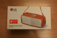 LG Music Flow P5 Strap Portable Bluetooth Speaker Classic Style Design & Color