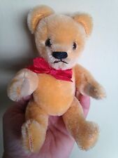 """Grisly Teddy Bear, Mohair, 7"""", Vintage, Nice Very Cute, No Reserve, Buy Now!"""