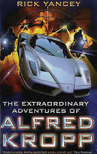 The Extraordinary Adventures of Alfred Kropp by Rick Yancey (Paperback)