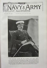 1902 PRINT LIEUTENANT-COLONEL WALTER HUME LONG ROYAL WILTSHIRE IMPERIAL YEOMANRY