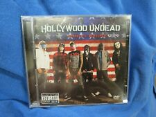 Hollywood Undead : Desperate Measures CD Album with DVD 2 discs (2009)