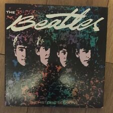 The Beatles Historic Sessions: Box Set With 3 Vinyl Records; Mint Condition