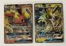 Pokemon Card - Flareon & Jolteon GX - sm1 001/038 & 013/038.