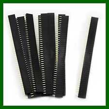 20PCS 2.54Mm Breakaway PCB Board 40Pin Male & Female Header Connector For Arduin