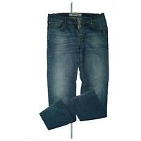 Pierre Cardin Fit Le Mans Herren Jeans stretch Hose W36 L34 36/34 blau TOP S6