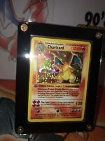 Charizard Shadowless First Edition Base Set Card 1999 Unofficial 4/102